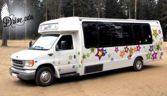 rent party bus ford 25 2a 2