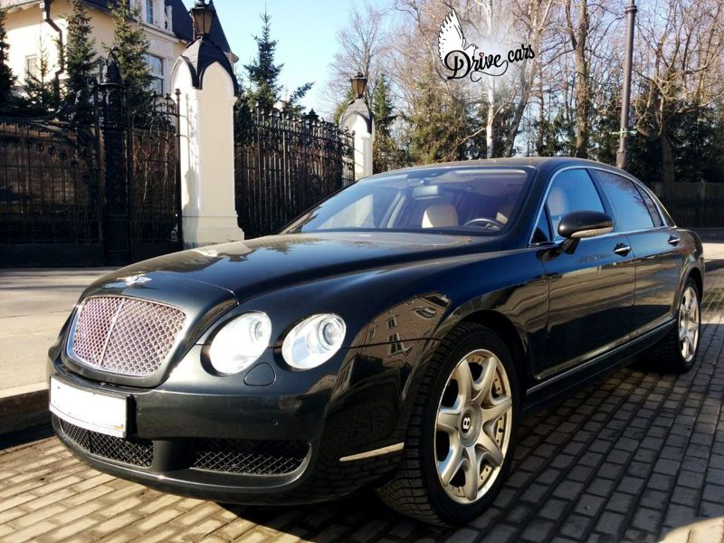 rent bentley continental black 01 6