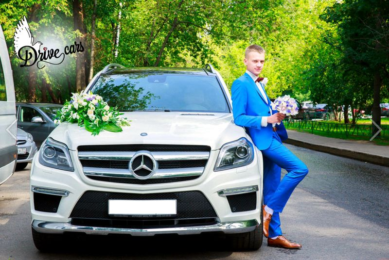 rent mercedes gl white 02 6