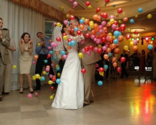 Ball-surprise-for-wedding-4