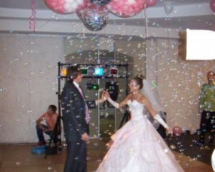 Ball-surprise-for-wedding-6