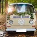Logo_rent_retro_auto_VW_T2_white_v_spb
