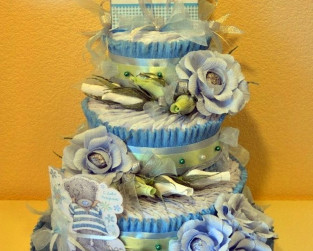 tort_flowers_teddy_blue