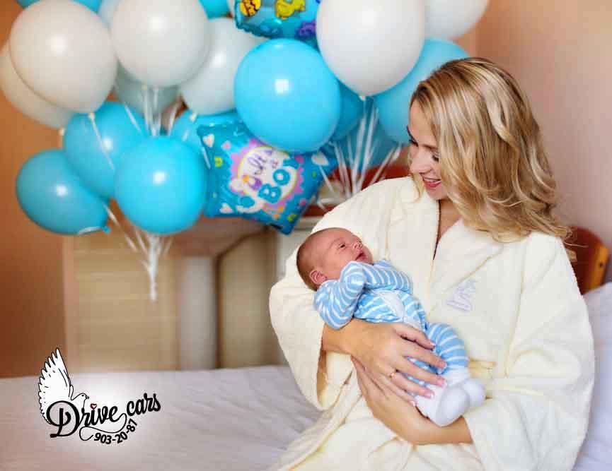 35644c7775a24 Видеосъемка. Выписка новорожденного – это настоящий праздник в каждой ...