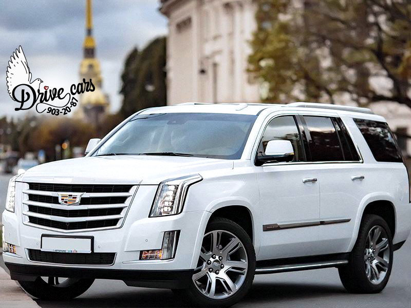 rent cadillac escalade new 1